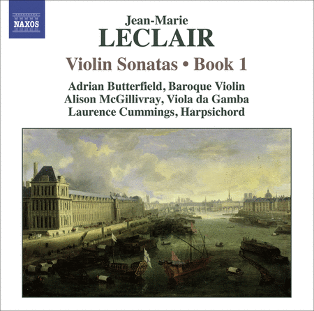 Volume 1: Violin Sonatas: Book 1