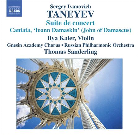 Suite De Concert Cantata Joh