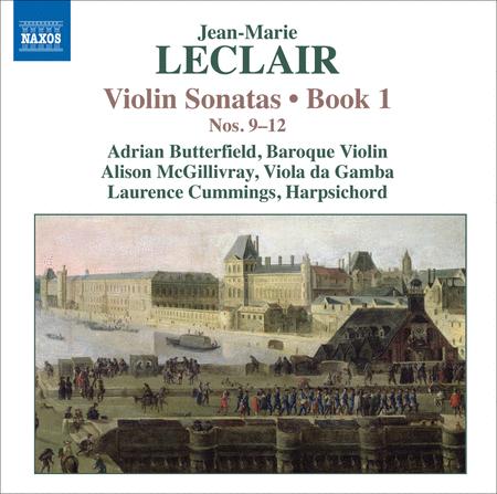 Violin Sonatas; Book 1: Nos. 9