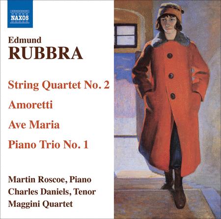String Quartet No. 2; Amoretti