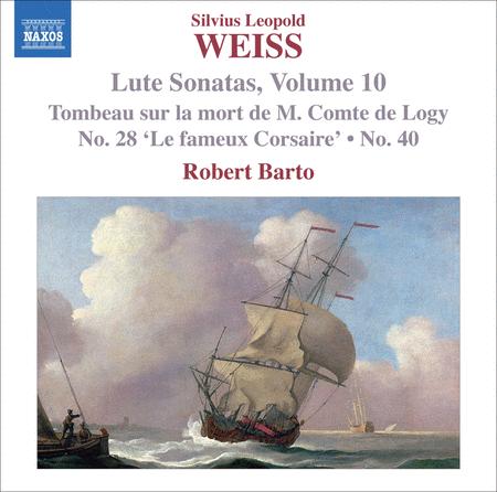 Volume 10: Lute Sonatas