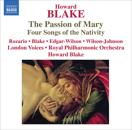 Passion of Mary Four Songs Of