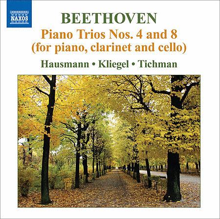 Piano Trios Nos. 4 & 8