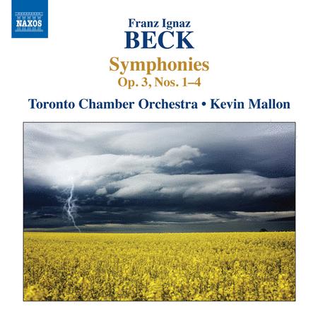 Symphonies Op. 3 Nos. 1-4