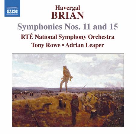 Symphonies Nos. 11 & 15