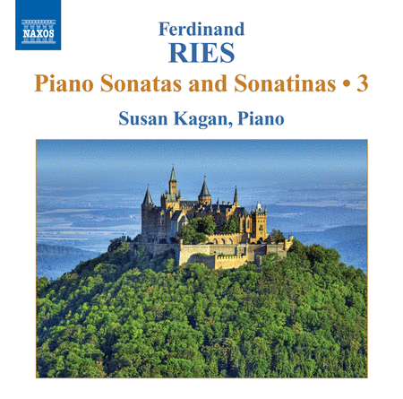 Volume 3: Piano Sonatas & Sonatinas