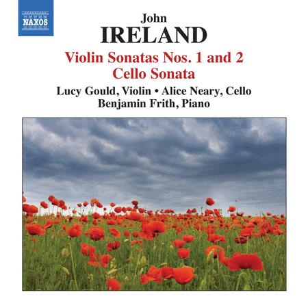 Violin Sonatas Nos. 1 & 2 Cel