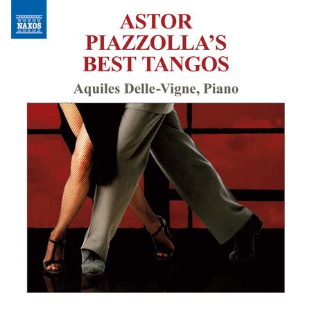 Astor Piazzolla's Best Tangos