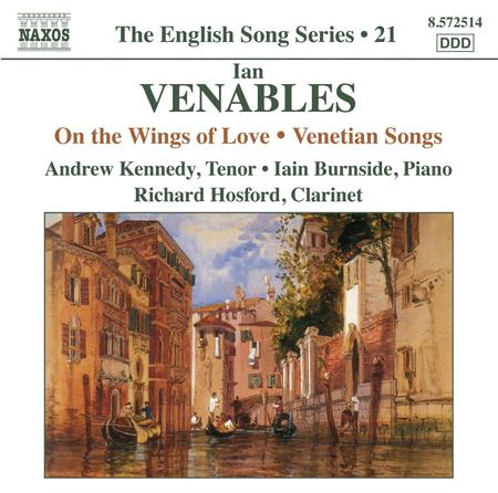 Volume 21: English Song Series - On