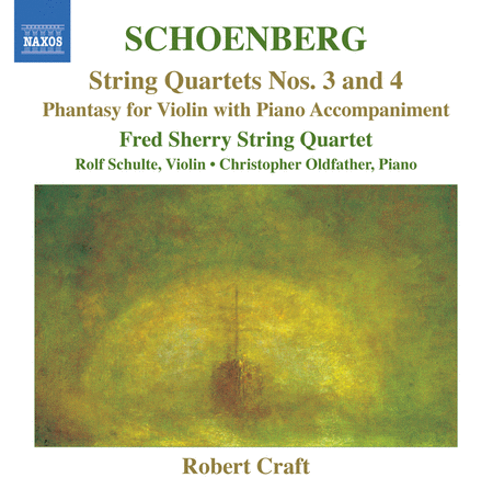 String Quartets Nos. 3 & 4