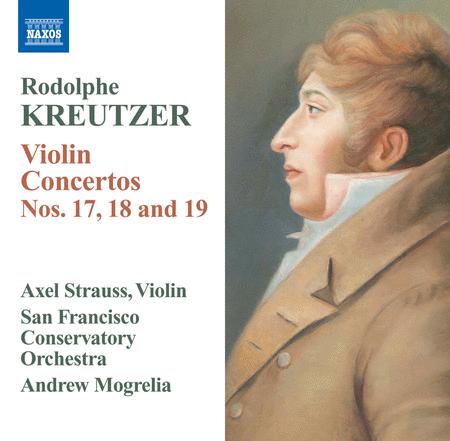 Violin Concertos Nos. 17 18 &
