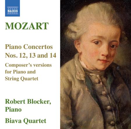 Piano Concertos Nos. 12, 13