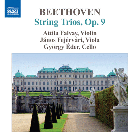 String Trios Op. 9 Nos. 1-3