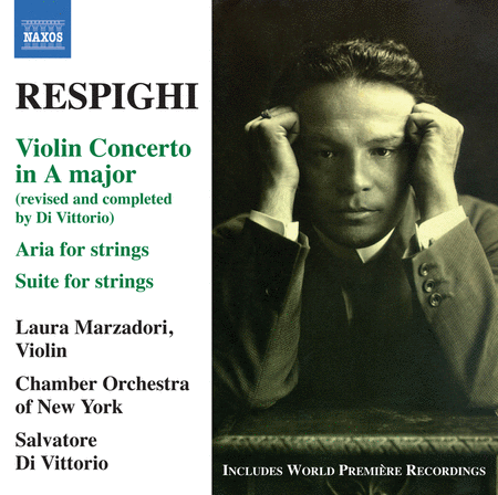 Violin Concerto Suite for Str