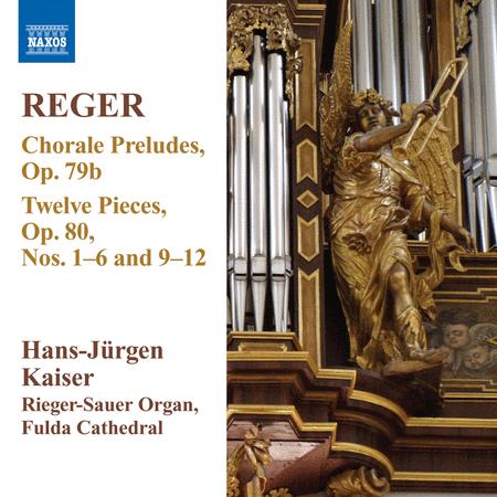 Volume 11: Reger Organ Works