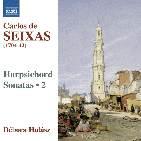 Volume 2: Harpsichord Works