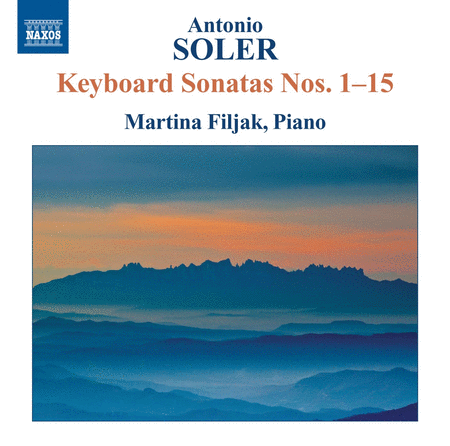 Keyboard Sonatas Nos. 1-15