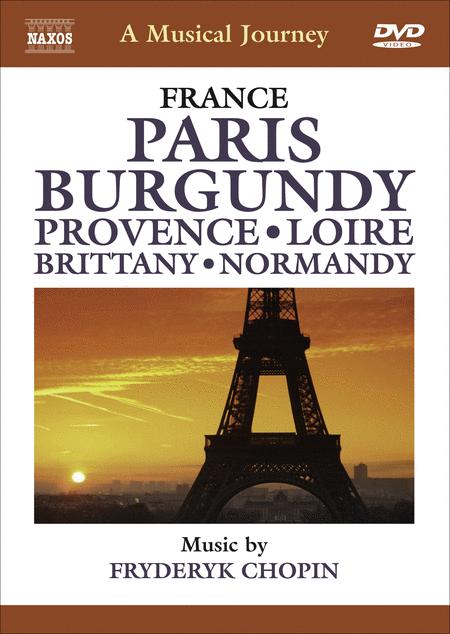 Musical Journey: Paris Burgundy