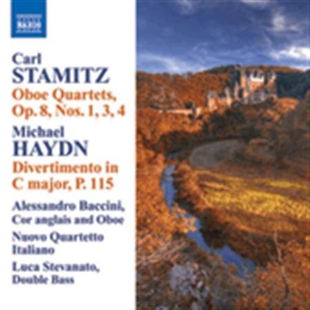 Oboe Quartets Op. 8 Nos 134