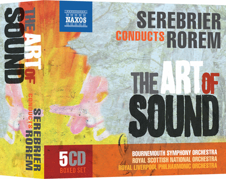 Serebrier Conducts Rorem