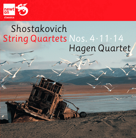 String Quartets Nos. 4 11 &