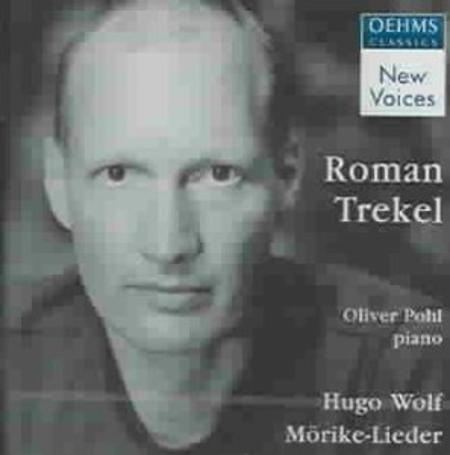 Hugo Wolf: Lieder Von Morike