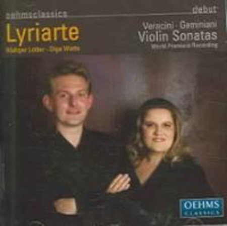 Veracini - Geminiani: Sonatas