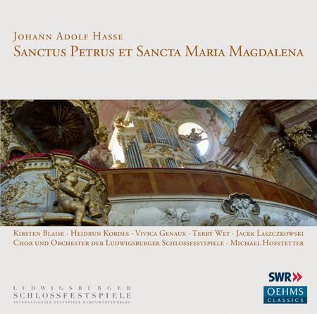 Sanctus Petrus Et Sancta Mari