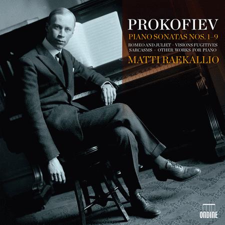 Piano Sonatas Nos. 1-9