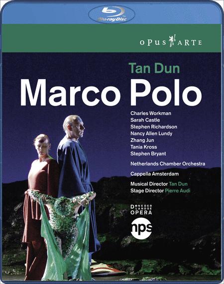 Marco Polo (Blu-Ray)
