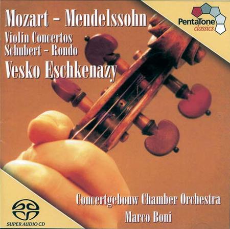 Mozart-Mendelssohn Violin Concerto