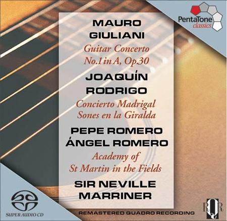 Guitar Concerto No. 1 Op. 30