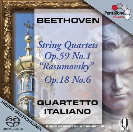 String Quartets; Op. 59 No. 1