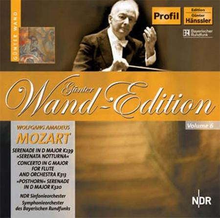 Serenade D-Dur Kv 320 Posthorn