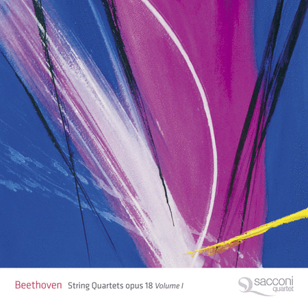 Volume 1: String Quartets Op. 18