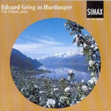 Edvard Grieg in Hardanger