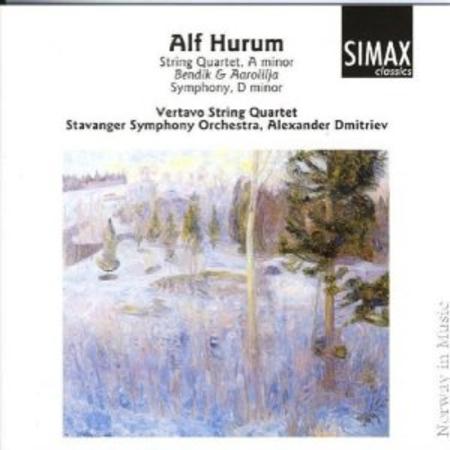 String Quartet in a Minor; Ben