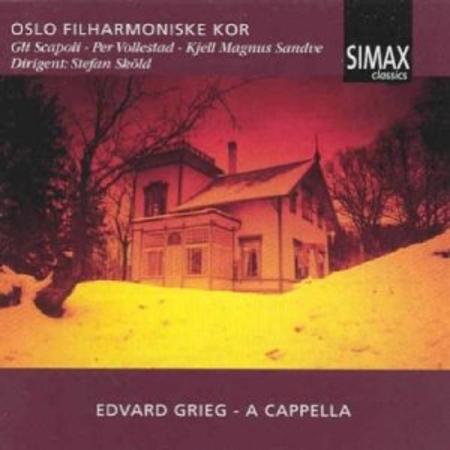 Edvard Grieg - a Cappella