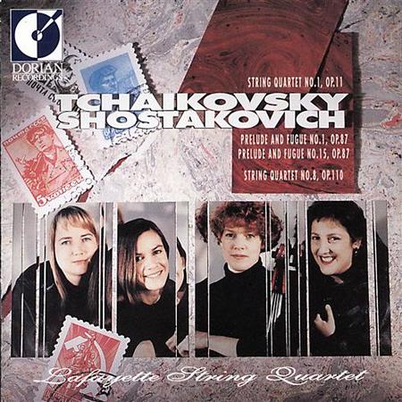 Tchaikovsky String Quartet No.