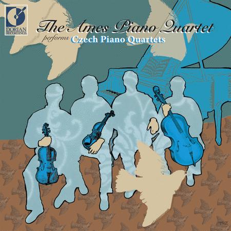 Czech Piano Quartets