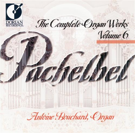 Volume 6: Complete Organ Works