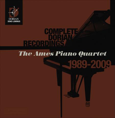 Ames Piano Quartet: Complete D