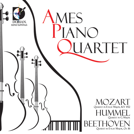Ames Piano Quartet Play Mozart