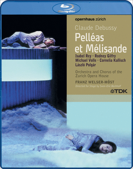 pelleas et melisande dessay dvd review New pelleas & melisande-comp opera (dvd) was this review helpful to you yes no having seen a few different versions of pelleas et melisande.