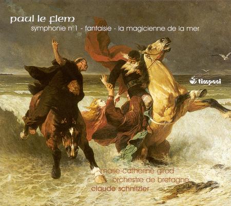 Symphonie No. 1; La Magicienne