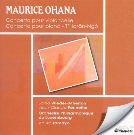 Concerto for Cello & Piano