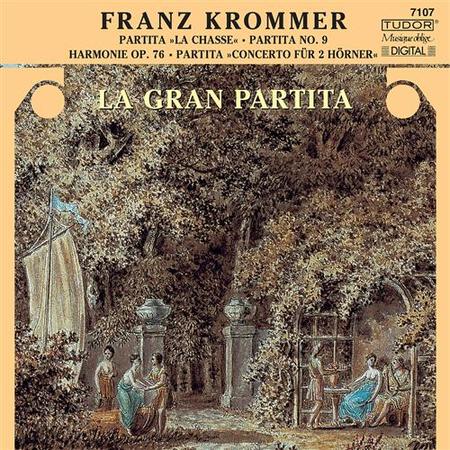 3 Partitas Harmonie Op. 76