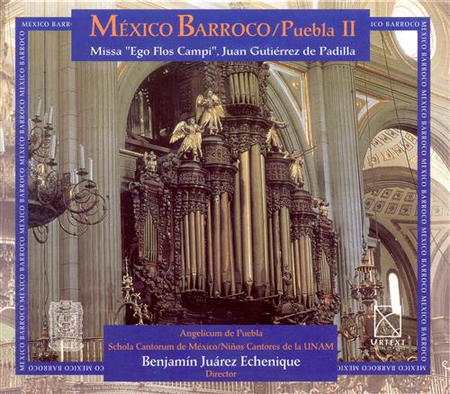 Volume 2: Baroque Mexico Puebla