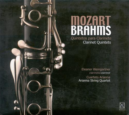 Brahms and Mozart Clarinet Quintet