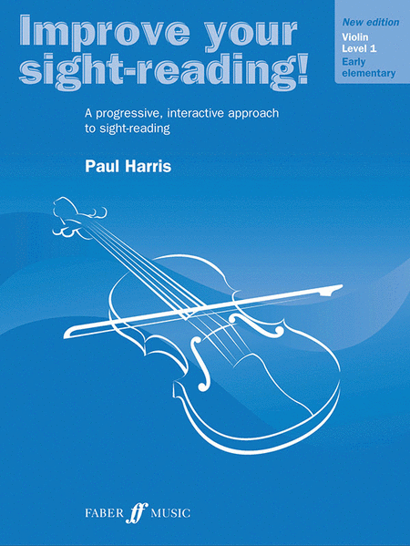 Improve Your Sight-reading! Violin, Level 1